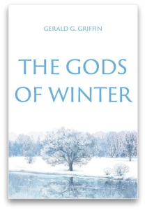 The Gods of Winter cover with drop shadow