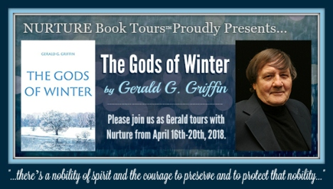 The Gods of Winter Nurture Book Tour banner